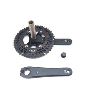 Image 2 - シマノ 105 FC 5800 2 × 11 22 スピードロードバイクチェーンホイール 5800 50 34T 52 36T 53 39T 自転車クランクセット 170 172.5 175 ミリメートルクランク + BBR60