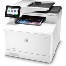 МФУ лазерный HP Color LaserJet Pro M479dw(W1A77A) A4 Duplex WiFi белый/черный