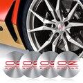 Автомобильный Стайлинг 4 шт. 56 мм с героями мультфильма «OZ Racing автомобильные брелки с логотипом автомобиля эмблемы значка центра колеса Кол...