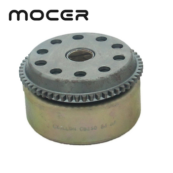 Off Road Start Clutch Body High Quality    Motocross Spare Parts Fit For Loncin 250cc Water-cooled Engine LH-120
