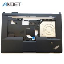 Neue Original für Lenovo ThinkPad L430 Palmrest Tastatur Lünette mit Touchpad Fingerprint Reader 04X4689 04W3633 04X4616 04Y2080