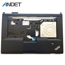 Nouveau Original pour Lenovo ThinkPad L430 Palmrest clavier lunette avec Touchpad lecteur dempreintes digitales 04X4689 04W3633 04X4616 04Y2080