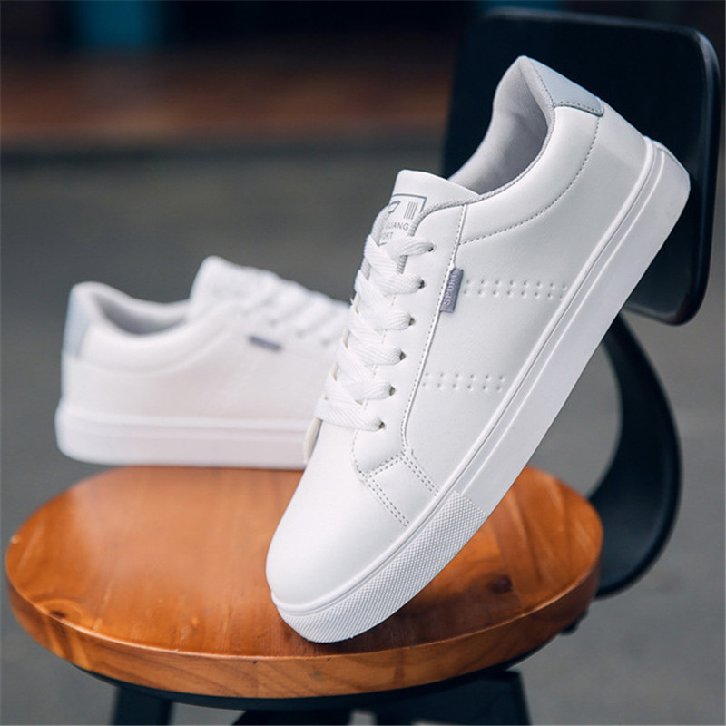 2020 New Men Vulcanized Shoes Lac-up Men Casual Shoes Lightweight Comfortable Breathable Couple Walking Sneakers Feminino Zapato