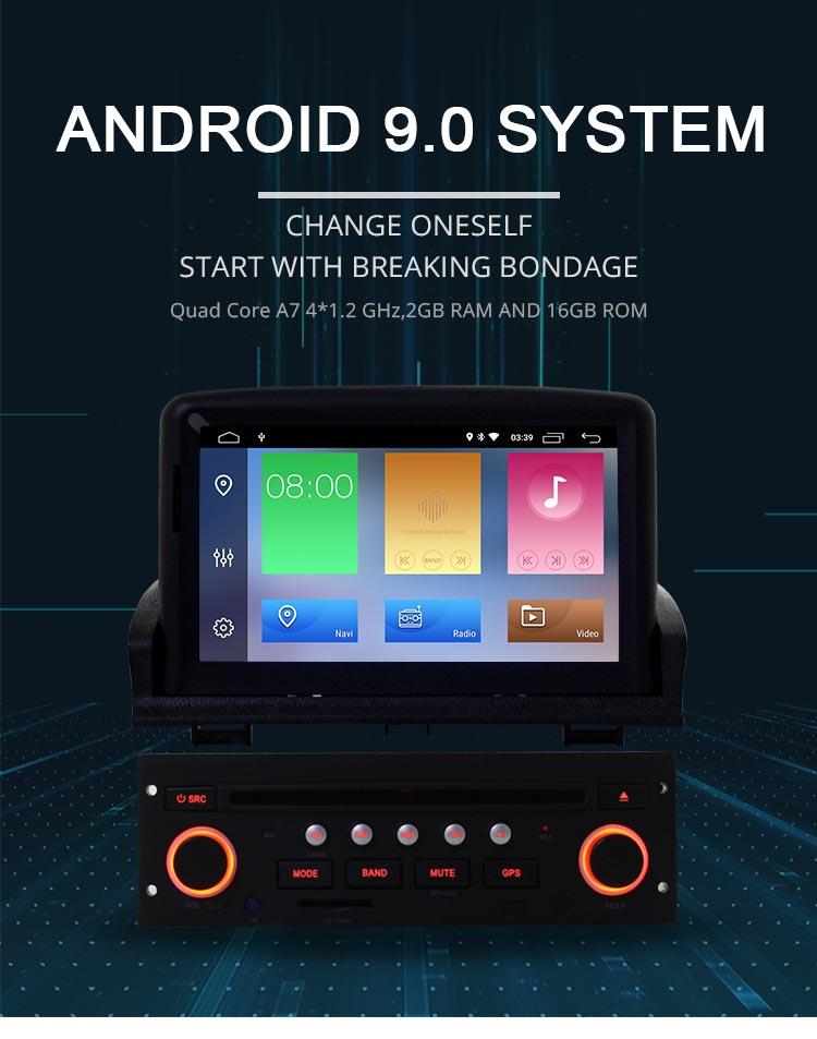 Navigation Technics Bluetooth 307 2