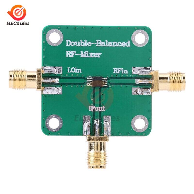 Mikrofalowe częstotliwości radiowe podwójnie zbalansowane miksery RF przetwornik częstotliwości RFin = 1.5-4.5GHz RFout = DC-1.5GHz LO = 312 SMA kobieta