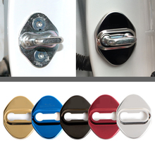 For Honda Accord Fit Binzhi Jed CRV Car Interior Parts Stainless Steel Door Lock Protection Cover