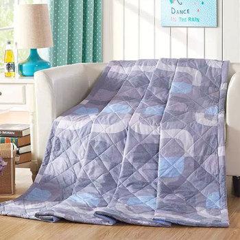 Manta de sofá con calcomanía única transpirable que lanza la ayuda caliente Anti-Microbial enfriamiento cubrecama cubierta del cuerpo suave alfombra al aire libre