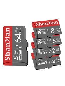 Smart-Sd-Card Shandian Smartphone/tablet Class-10 Original 16GB 8GB 32GB 64GB for PC