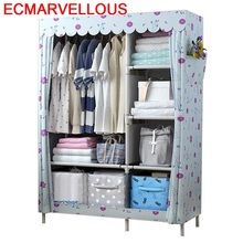 Ropero Mobilya Moveis Para Casa Armoire Armario Tela Meuble De Rangement Bedroom Furniture Closet Guarda Roupa Cabinet Wardrobe