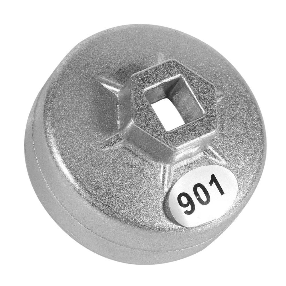 65mm 14 Flutes Cap Oil Filter Wrench Car Socket Remover Tool