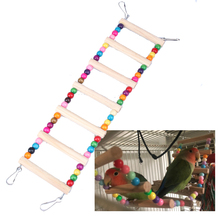 Bird Toys Stand ladder Parrot Toys Perch Budgie And Accessories Cockatiel Toys Swing vogel speelgoed jouet perroquet
