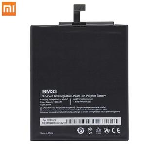 Image 3 - Original For XIAOMI MI4i Battery BM33 For Xiao mi 4i Battery celular smartphones Xiaomi Battery Replacement Batteria 3120mAh