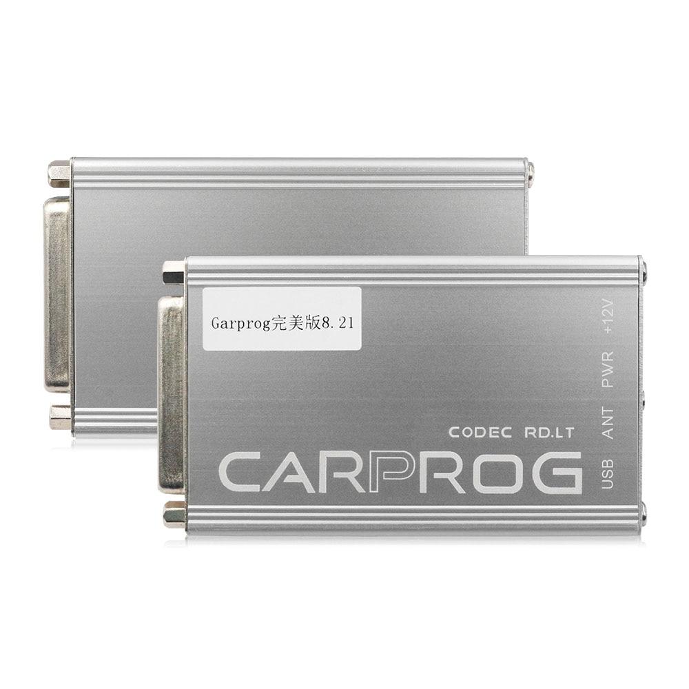 Image 2 - DHL Carprog V8.21 Online Version Auto Repair Tool Full Set Car  Prog Firmware 8.21 Ecu Chip Tuning Tool Better Than Carprog 10.93Code  Readers