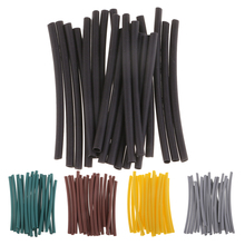 20pcs Rig Making Heat Shrink Tubes Carp Fishing Rig Shrink Tube Hook Shank Hair Terminal Rig Accessories Fishing Tackle