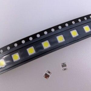 50-1000 pces 2 w 6 v 3 v 1 w 3535 smd led substituir lg innotek tv lcd contas de luz traseira tv retroiluminação diodo reparação aplicação chip leds