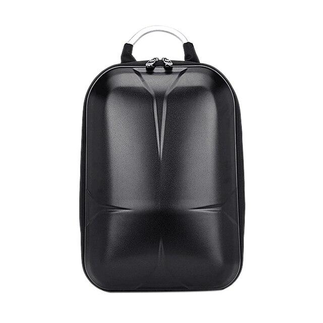 Waterproof Hard Shell PC Black Backpack Handbag for Millet X8SE Drone Storage Bag Hard Shell Backpack Accessories Handbag Storag