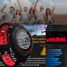 UW90 Outdoor Sport Smart Watch GPS Fitness Heart Rate Tracker Bracelet Band For Ios For Android Ip68 Waterproof #20(China)