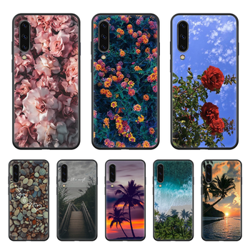landscape Simplicity Beautiful phone case Phone case hull For Samsung Galaxy A 50 51 20 71 70 40 30 10 E 4G S black funda pretty image