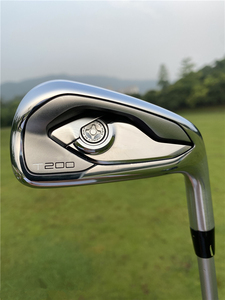 HOT Sales T200 Golf Clubs T200 Irons T200 Golf Iron set 4-9P/48 R/S Shaft With Headcover Fast Shipping