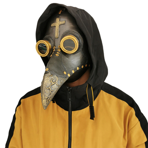 New Plague Doctor Mask Cosplay