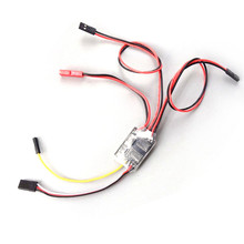 1.8AX2 Dual way 2S ESC Brushed Electronic Speed Controller for  Four Wheeler /Tanks 1/35 RC Car Spare Parts