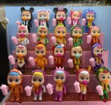 Uma variedade de bonecas chorando, brinquedos da boneca do pulverizador do bebê polly pocket dolls derramará lágrimas para os presentes de aniversário do bebê