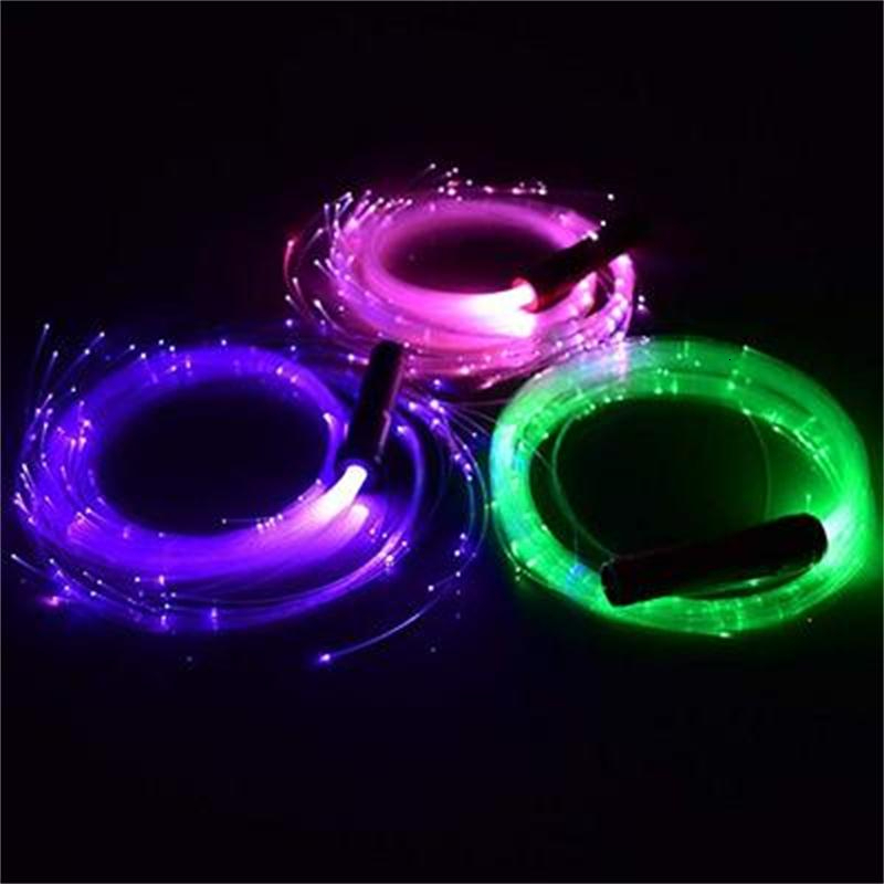 LED Optic Fiber Lights DC12V 3W  150cm Fiber Optic Whip LED Lighting Long Lamp Lifespan Ambilight LED Strip