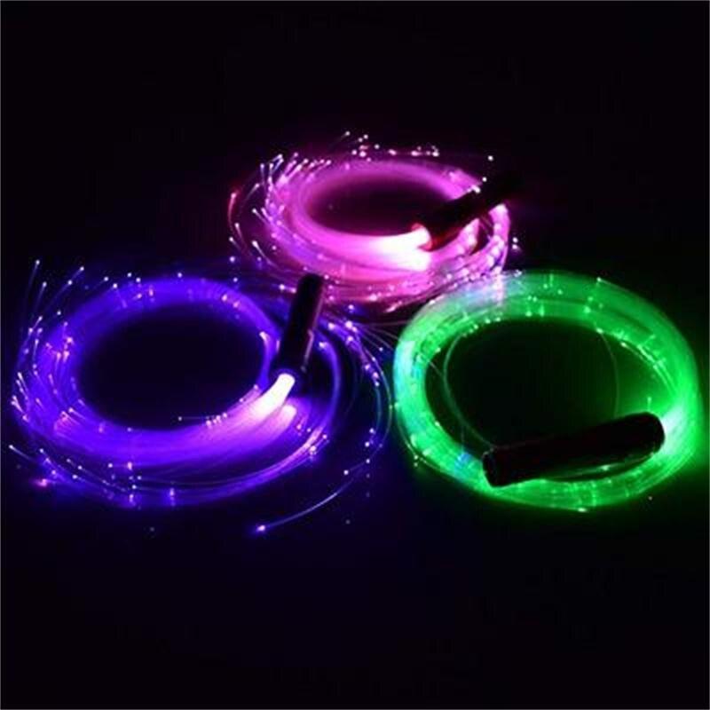 Luzes de fibra óptica led dc12v 3 w 150cm chicote de fibra óptica led iluminação longa lâmpada tempo ambilight led strip