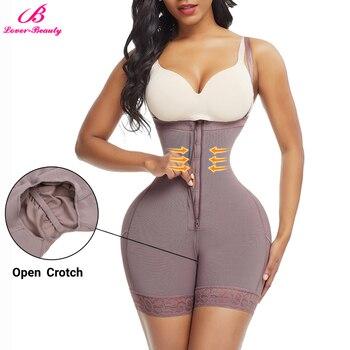 Butt Lifter Body Shapewear Tummy Control Panties Women Binders Shapers Waist Trainer Corset Slimming Belt Underwear Faja 1