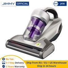 JIMMY – aspirateur à main JV35 Anti-acariens, Mini collecteur de poussière UV, puissance 700W, forte aspiration 14kpa