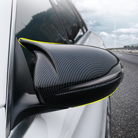 Rearview mirrorFor Mercedes w213 amg Mercedes w205 amg/glc x253 coupe amg mercedes c class accessories w205 interior trim/carbon
