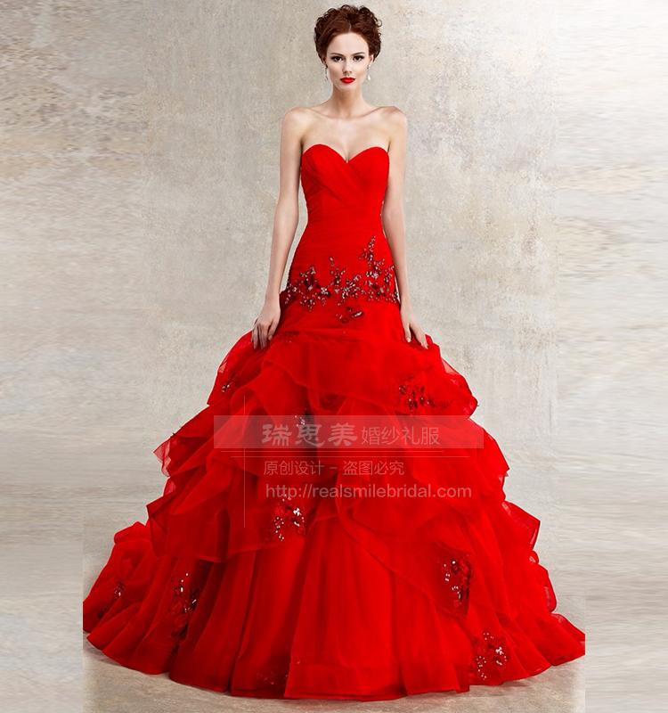 Free Shipping Actyal Lmages Bridal Gown Vestido De Noiva Casamento 2016 New Fashion Sexy  Bandage Dress Long Wedding Dresses