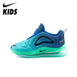 Nike Air Max 720 Детские Кроссовки Оригинальная Новая Детская Обувь С Воздушной Подушкой  Удобная Спортивная Обувь #AO9294-400