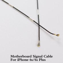 1 шт. антенна материнской платы соединительные кабели для iPhone 6s 6s Plus материнская плата один кабель Замена для Apple iPhone 6