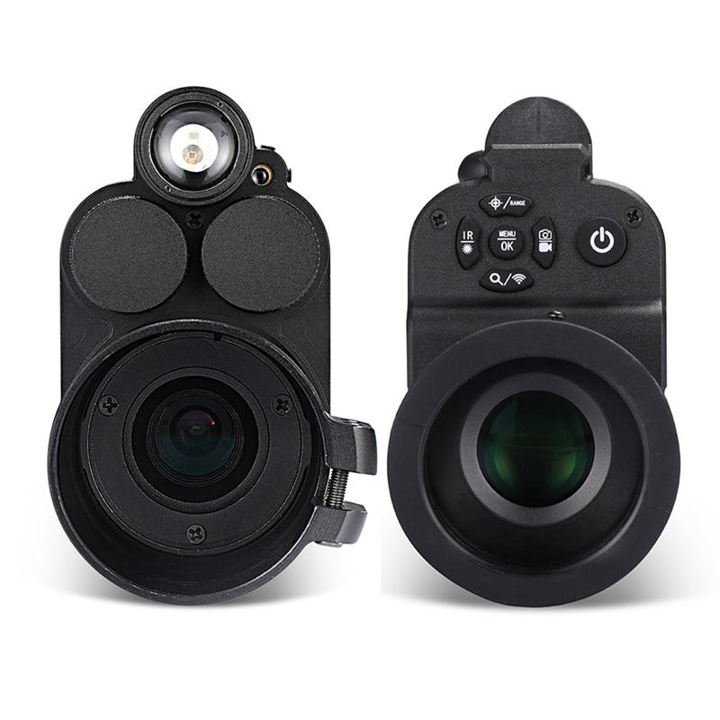 Scope Camera Sight Optics Red Dot WG760 Night-Vision Hunting Rail IR 21mm Rifle Infared