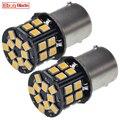 Paar 6V LED Signal Lampe 1156 BA15S 1157 BAY15D BA15D Warm Weiß Auto Motorrad Bike Backup Reverse Schwanz Bremse drehen Licht Styling
