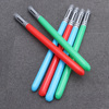 10Pcs Inflatable Light Saber Swords Toy for Children Kids Outdoor Fun Pool Swim Water Playing Party Favors Kids Toy Random Color