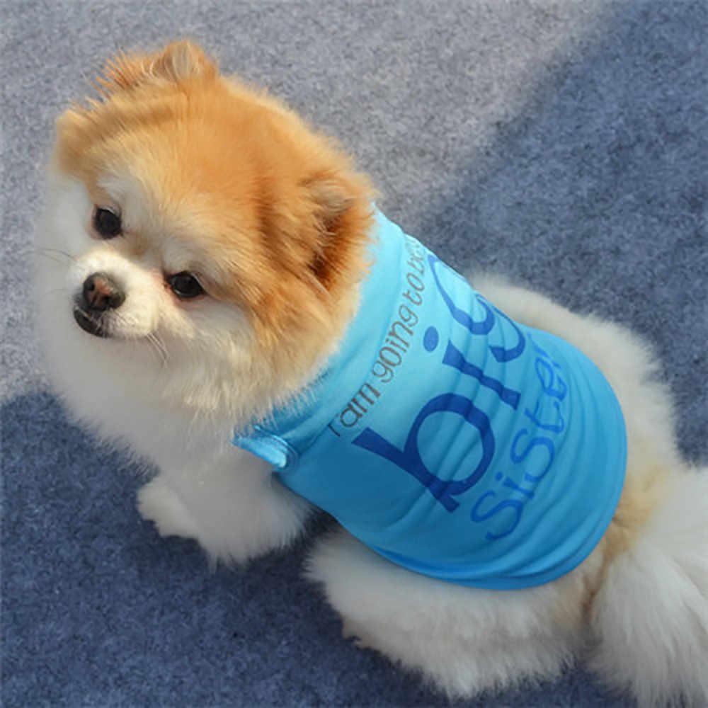 夏ペットブラウストップス犬のベスト結婚式の王女犬服 Tシャツ姉犬ジャージファッションスウェットシャツ ropa パラペロス * 5