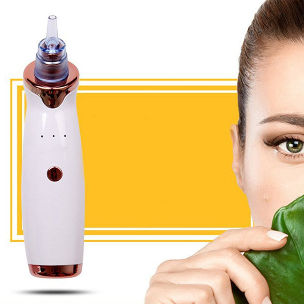 Blackhead Skin Care Face Deep Pore Acne Pimple Removal Dropshipping Vacuum Suction Facial Diamond Beauty Tool in Face Skin Care Tools from Beauty Health