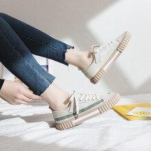 Women Shoes 2020 new Fashion Women Canvas Shoes