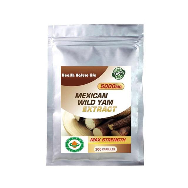 FEMINIZER Female Hormone Estrogen Enhance Mexican Wild Yam Extract/Improve sleep - Enhance libido & performance