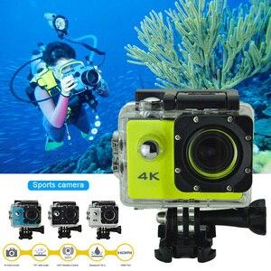Image 1 - スポーツアクションビデオカメラ 4 18k 防水広視野角バイクアウトドアカメラ DJA99