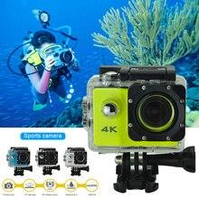 스포츠 액션 비디오 카메라 4K 방수 와이드 뷰 각도 자전거 야외 카메라 DJA99