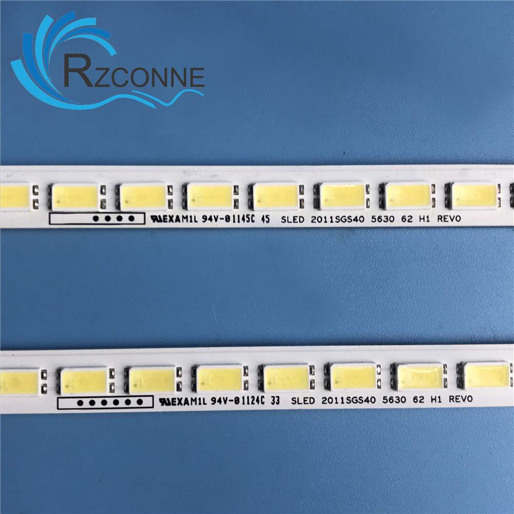 455mm LED Backlight Strip 62 Lamp For Samsung 40