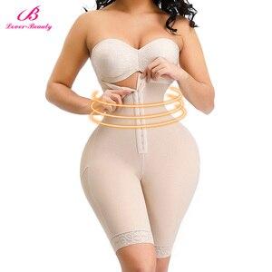 Image 1 - מאהב יופי נשים Shapewear מותניים מאמן מחוך התחת מרים בטן בקרת תחתוני Shaper גבוהה מותן בקרת תחתונים