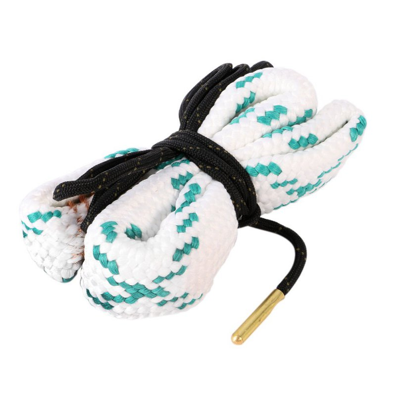 Outdoor Hunting Sports Rifle Bore Cleaner High Quality Pistol Bore Snake Gun Cleaning 12 Gauge Caliber