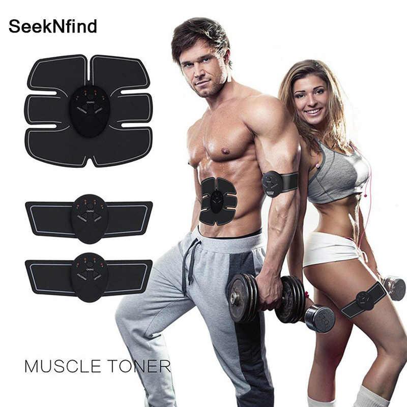 EMS Hip entrenador muscular vibrante ejercicio estimular máquina de equipos de Fitness 6 modos de adelgazamiento de cuerpo Shaper máquina de entrenamiento