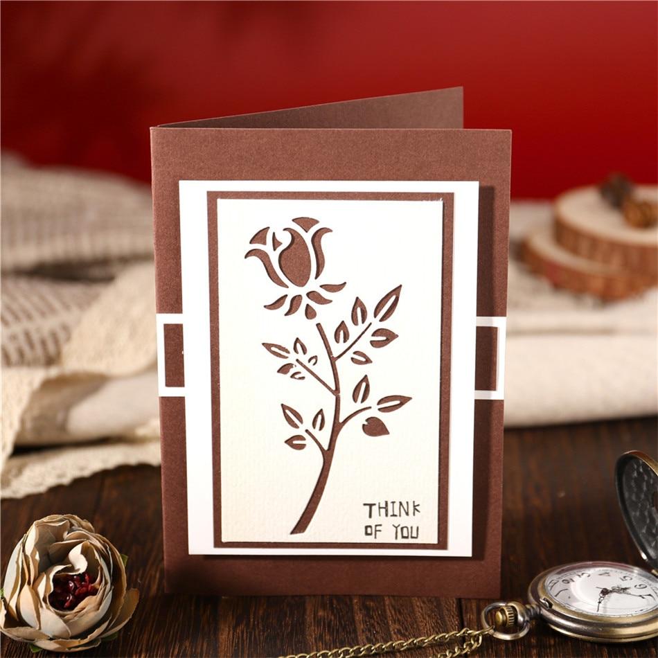 Eastshape Rose Metal Cutting Dies Valentine's Day For Card Making Scrapbooking Dies Embossing Cuts Stencil Craft Dies