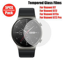 Tempered Glass Screen Protectors for Huawei Watch GT 2 Pro Explosion Proof Anti Scratch Smartwatch Protective Glass For GT2 Pro