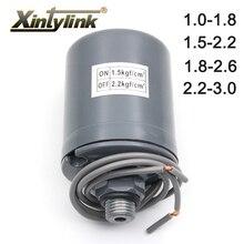 """220 В G1/"""" наружный резьбовой водяной насос регулятор давления механического действия 1,0-1,8/1,5-2,2/1,8-2,6/2,2-3.0kgf/cm2"""